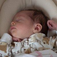 Sherri & baby Celeste